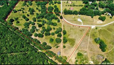 High Springs Residential Lots & Land For Sale: 16702 NW SR 45