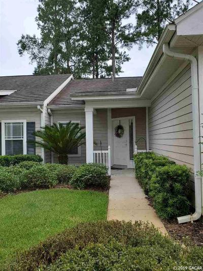 Newberry Condo/Townhouse For Sale: 12825 NW 12 Road