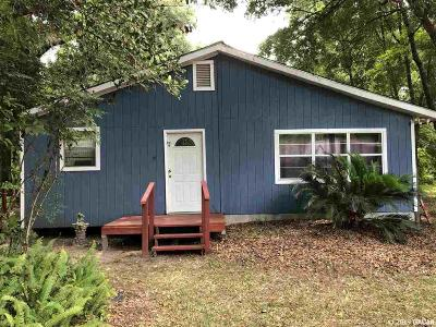 Newberry Single Family Home For Sale: 27904 SW 114th Place