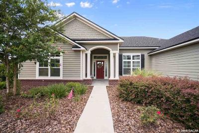 High Springs Single Family Home For Sale: 17630 NW 251st Drive