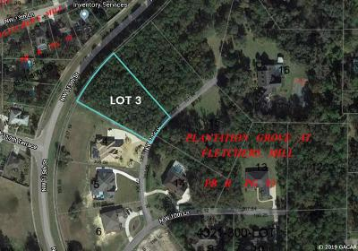 Gainesville Residential Lots & Land For Sale: 1208 NW 114TH Drive