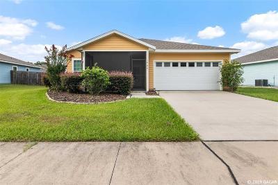 Alachua Single Family Home For Sale: 16196 NW 121st Lane