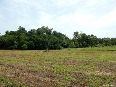 High Springs Residential Lots & Land For Sale: 142nd Avenue
