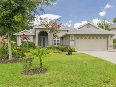 Dunnellon Single Family Home For Sale: 19501 SW 84TH Place