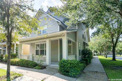 Gainesville Single Family Home For Sale: 2346 NW 32ND Lane