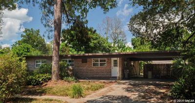 Alachua Single Family Home For Sale: 16607 NW 174th Terrace