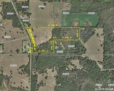 Melrose Residential Lots & Land For Sale: 1086 N County Road 315