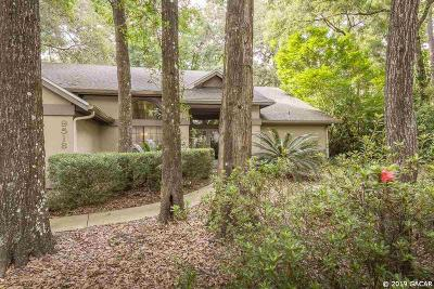 Gainesville Single Family Home For Sale: 9518 SW 51 Road