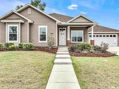 Alachua Single Family Home For Sale: 16832 NW 167th Drive