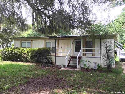 Reddick Single Family Home For Sale: 5964 NW 191 Steet Lane Road