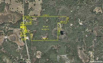 Melrose Residential Lots & Land For Sale: 1060 N County Road 315