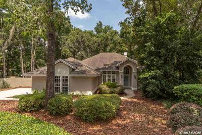 Gainesville Single Family Home For Sale: 10009 SW 44th Lane