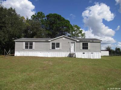Bronson Single Family Home For Sale: 8270 NE 115th Street