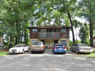 Gainesville Multi Family Home Pending: 7034, 7038 SW 17th Place