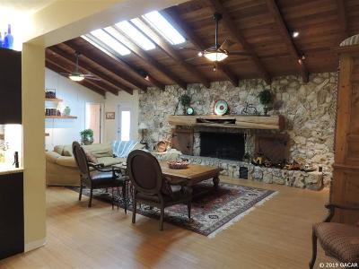 Williston Single Family Home For Sale: 4851 NE 190 Avenue