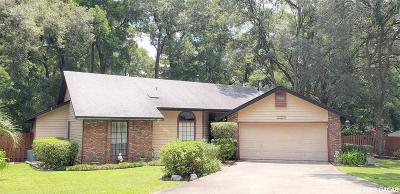 Gainesville Single Family Home For Sale: 7901 SW 8th Lane