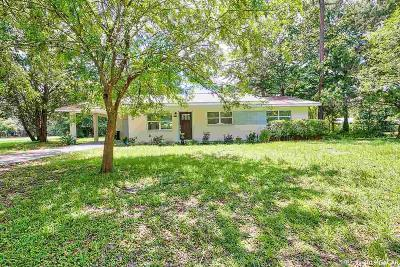Gainesville Single Family Home For Sale: 3904 NW 20th Terrace