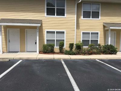 Gainesville Condo/Townhouse Pending: 2636 SW 35th Place #12