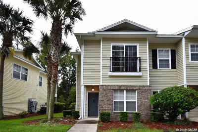 Gainesville Condo/Townhouse Pending: 5065 NW 45TH Road #101