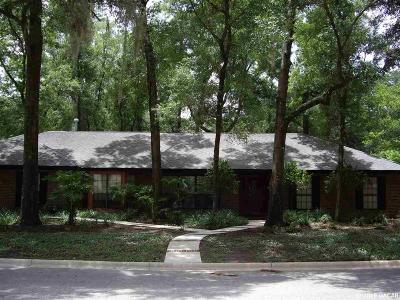 Gainesville Single Family Home For Sale: 2936 NW 23 Drive