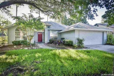 Gainesville Single Family Home For Sale: 6815 NW 37 Drive
