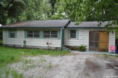 Gainesville Single Family Home Pending: 1016 SE 7 Avenue