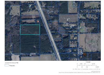 Hawthorne Residential Lots & Land For Sale: TBD SE US Hwy 301