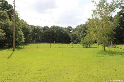 Alachua Residential Lots & Land For Sale: 5726 NW 168 Street