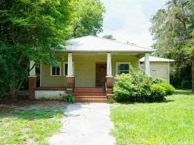 High Springs Single Family Home For Sale: 23539 NW 184th Avenue