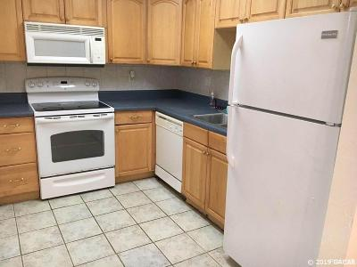 Gainesville FL Condo/Townhouse For Sale: $78,500