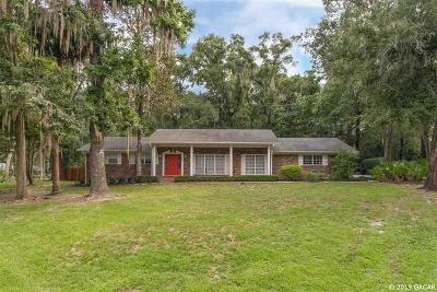 Gainesville Single Family Home For Sale: 2908 NW 30th Boulevard