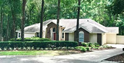Gainesville Single Family Home For Sale: 4813 SW 95TH Terrace