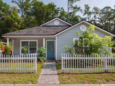 Gainesville FL Single Family Home For Sale: $299,900