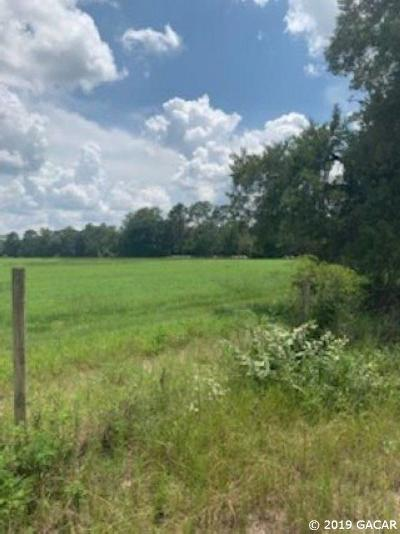 Gainesville Residential Lots & Land For Sale: NE 167th Place