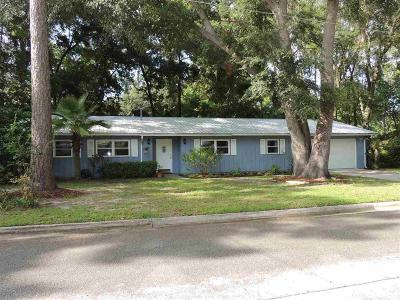 Gainesville Single Family Home For Sale: 4710 NW 32ND Place