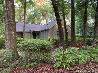 Gainesville Single Family Home For Sale: 5508 SW 83RD Terrace