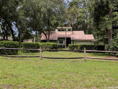 Melrose Single Family Home For Sale: 368 SE 3rd Avenue