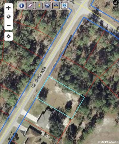 Williston Residential Lots & Land For Sale: TBD NE 151 Terrace