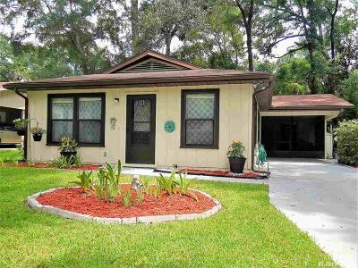 Gainesville Single Family Home For Sale: 3840 NW 84th Place
