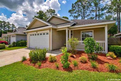 Alachua Single Family Home For Sale: 6053 NW 117TH Place