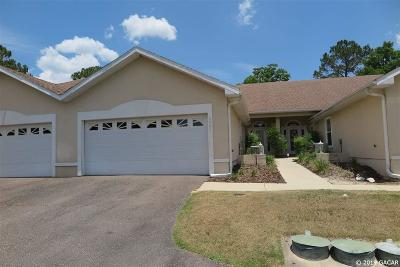 Alachua Condo/Townhouse For Sale: 6484 NW 109TH Place