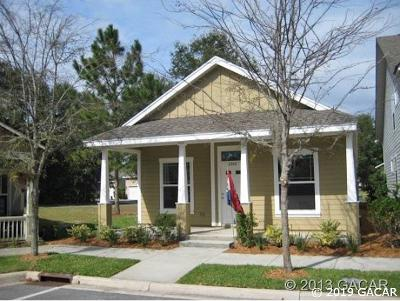 Gainesville Single Family Home For Sale: 2350 NW 32 Lane