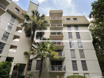 Gainesville Condo/Townhouse For Sale: 1719 NW 23rd Avenue #4B
