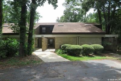 Gainesville Condo/Townhouse For Sale: 4404 SW 70TH Terrace #B