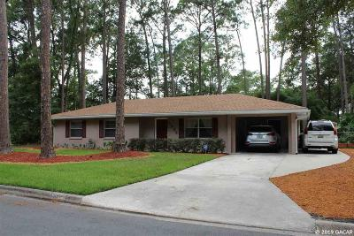 Gainesville Single Family Home For Sale: 5902 NW 29 Street