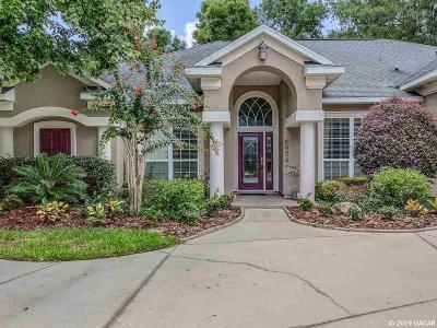 Gainesville Single Family Home For Sale: 8429 SW 15 Avenue