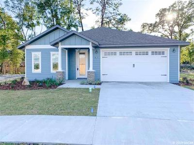 Gainesville Single Family Home For Sale: 1761 SW 72nd Circle