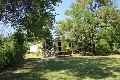 Newberry Single Family Home For Sale: 1804 SW 131ST Street