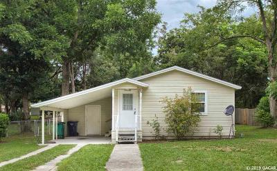 Newberry Single Family Home Pending: 25038 SW 2nd Avenue