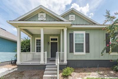 Gainesville Single Family Home Pending: 7689 SW 24 Lane